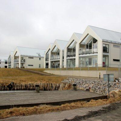 Båtbyggeriet i Ulricehamn, Villastan. Vi målade både in- och utvändigt.